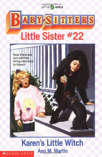 9780590448338: Karen's Little Witch (Baby-Sitters Little Sister, No. 22)