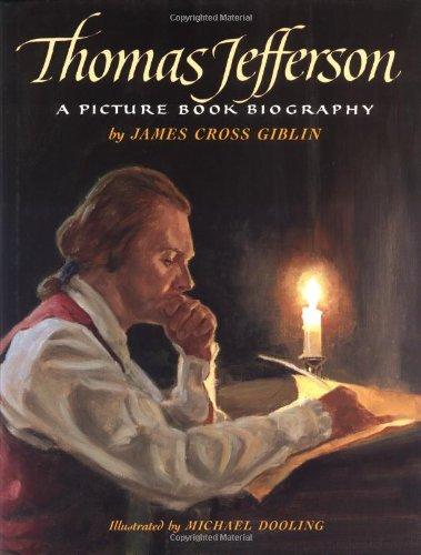 9780590448383: Thomas Jefferson: A Picture Book Biography
