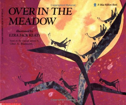9780590448482: Over in the Meadow