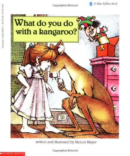 9780590448505: What Do You Do with a Kangaroo?