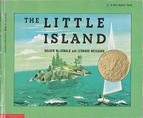 The Little Island (Blue Ribbon): MacDonald, Golden; Weisgard,