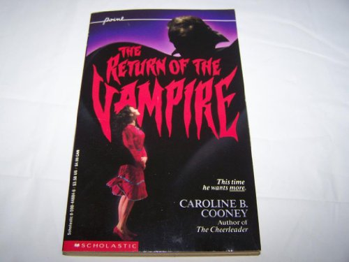 9780590448840: The Return of the Vampire (Point)