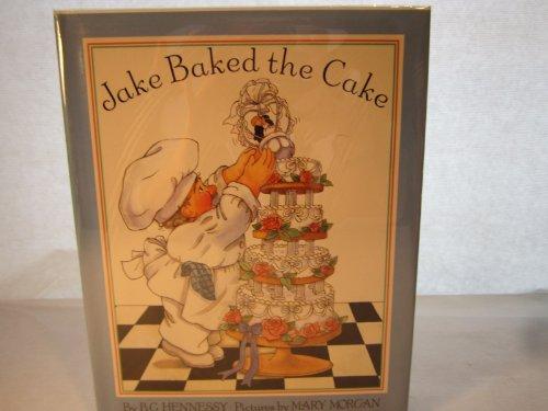 9780590448932: Jake Baked the Cake