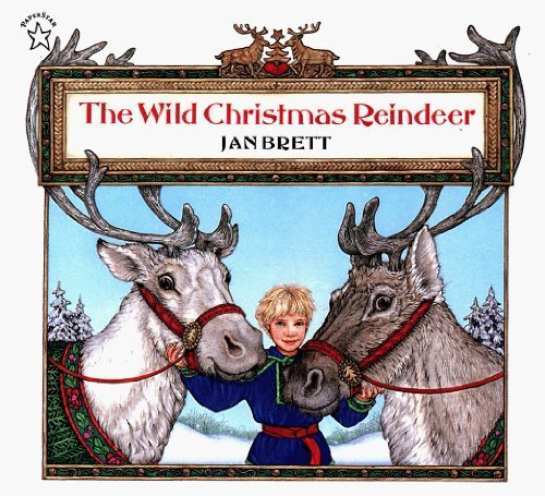 9780590449083: The Wild Christmas Reindeer