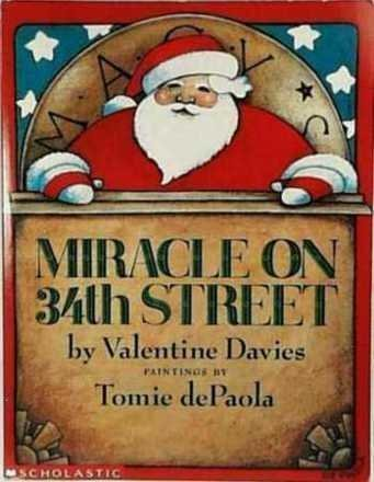 Miracle on 34th Street: Davies, Valentine, dePaola,