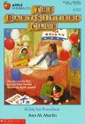 Kristy for President (Baby-Sitters Club) (0590449672) by Martin, Ann M.