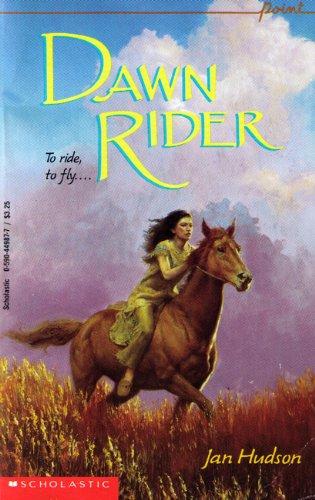 9780590449878: Dawn Rider