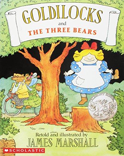 9780590449922: Goldilocks and the Three Bears