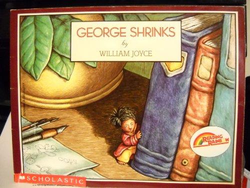 9780590450317: george shrinks