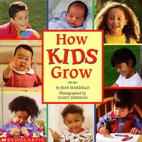 9780590450621: How Kids Grow