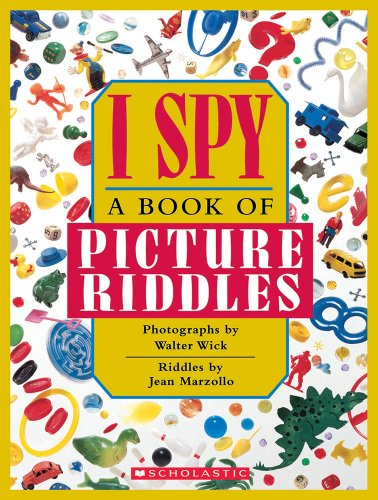 9780590450874: I Spy: A Book of Picture Riddles