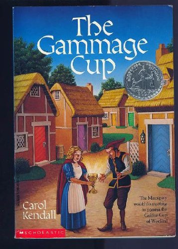 9780590451031: The Gammage cup
