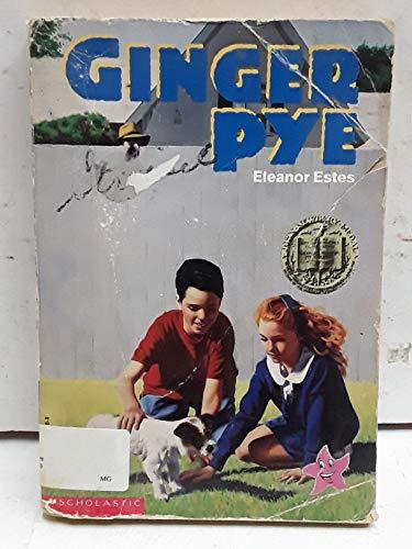 9780590451260: Ginger Pye