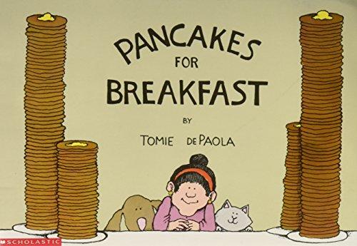 9780590451369: Pancakes for Breakfast