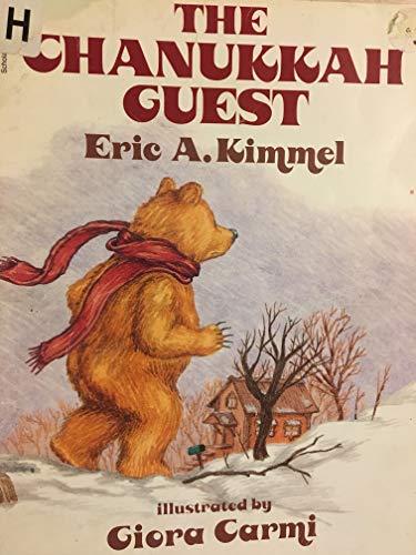 The Chanukkah Guest: Kimmel, Eric A.