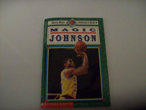 9780590451925: Magic Johnson Sports Shots