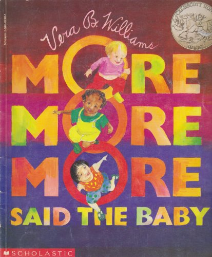 9780590451987: More, More, More, Said the Baby