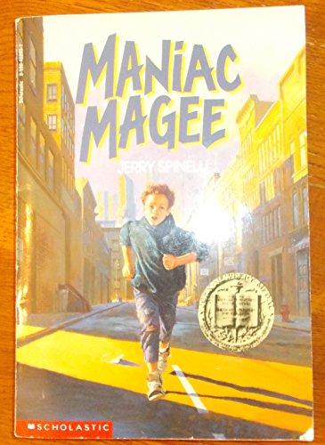 9780590452038: Manic Mcgee