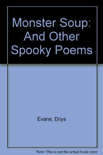 9780590452090: Monster Soup: And Other Spooky Poems