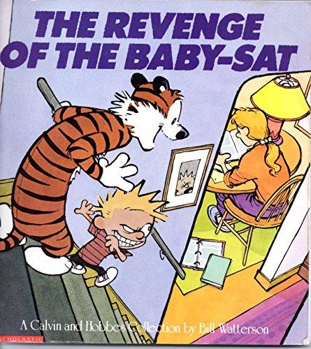 9780590452182: Revenge of the Baby Sat