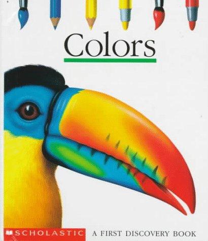 9780590452366: Colors