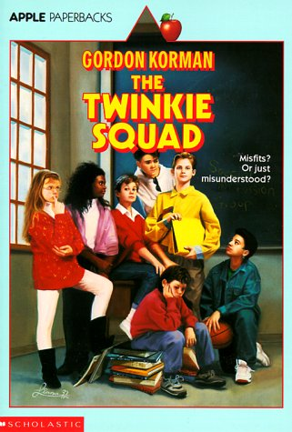 9780590452502: The Twinkie Squad
