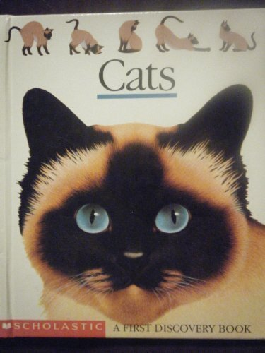 9780590452694: Cats (First Discovery Books)