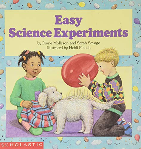 9780590453042: Easy Science Experiments