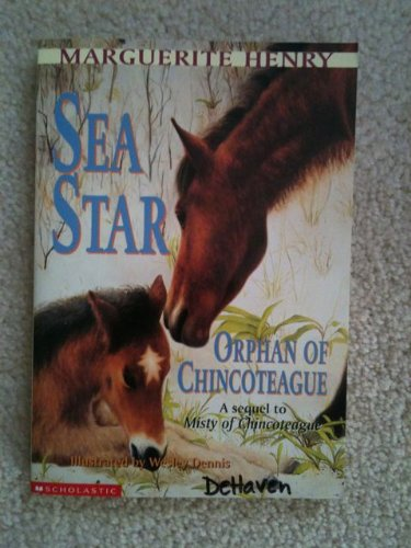 Sea Star (Sequel to Misty Of Chincoteague): Henry, Marguerite