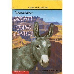 9780590453141: Brighty of the Grand Canyon