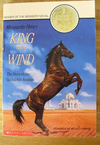 9780590453165: King of the Wind