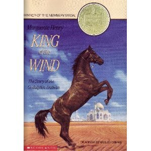 9780590453165: King of the Wind: The Story of the Godolphin Arabian