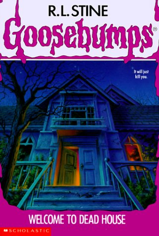9780590453653: Welcome to Dead House (Goosebumps, No. 1)