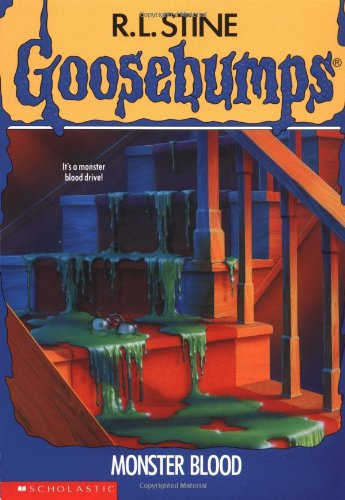 9780590453677: Monster Blood (Goosebumps)