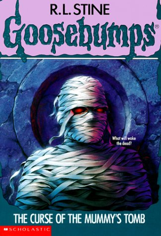 9780590453691: The Curse of the Mummy's Tomb (Goosebumps)