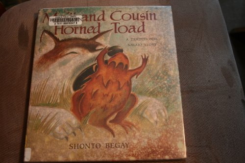 Ma'II and Cousin Horned Toad: A Traditional Navajo Story