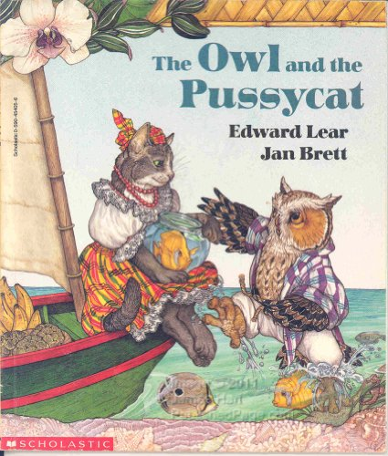 9780590454056: The Owl and the Pussycat