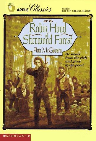 9780590454414: Robin Hood of Sherwood Forest (R)