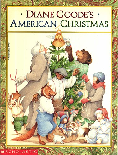 9780590454469: Diane Goode's American Christmas