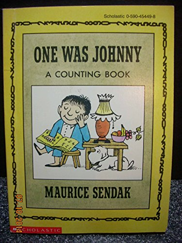 9780590454490: One Was Johnny: A Counting Book