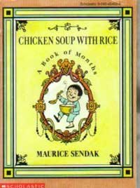 9780590454520: Chicken Soup With Rice: A Book of Months (The Nutshell Library)