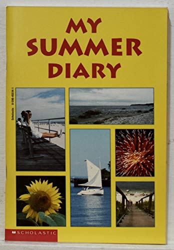 9780590455145: My Summer Diary