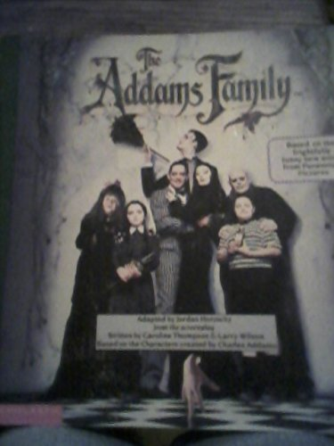 9780590455398: The Addams Family