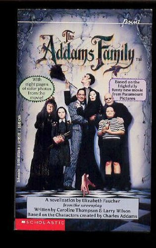 9780590455411: The Addams Family