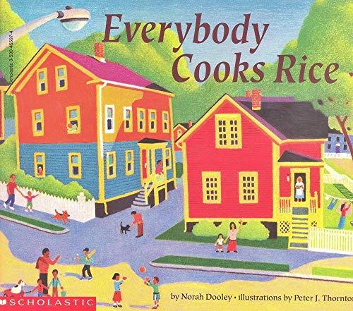 9780590455978: Everybody Cooks Rice