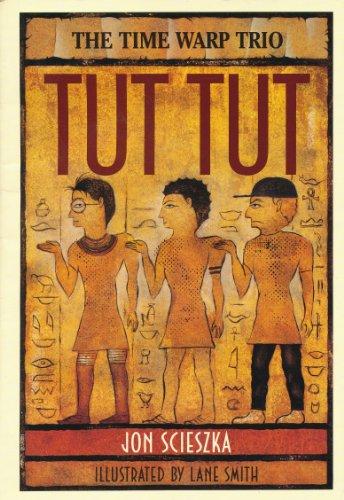 9780590456104: Tut Tut (The Time Warp Trio)