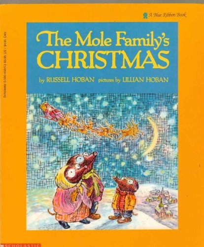 9780590456111: The Mole Family's Christmas