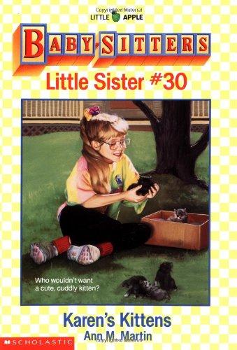 9780590456456: Karen's Kittens (Baby-Sitters Little Sister, Book 30)