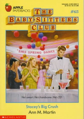9780590456678: Stacey's Big Crush (Baby-sitters Club)