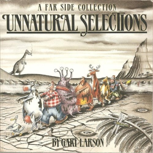 9780590456760: Title: Unnatural Selections A Far Side Collection